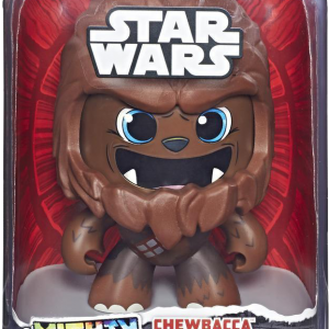 """Star Wars Mighty Muggs - Chewbacca 4"""" Action Figure"""