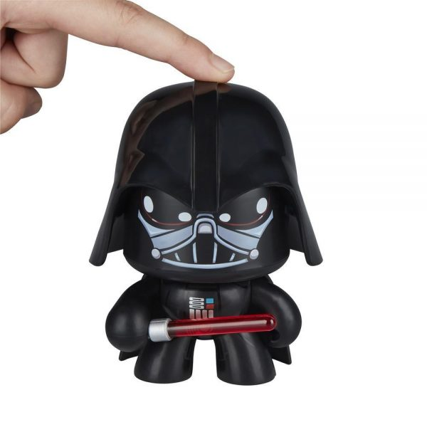 "Star Wars Mighty Muggs - Darth Vader 4"" Action Figure"