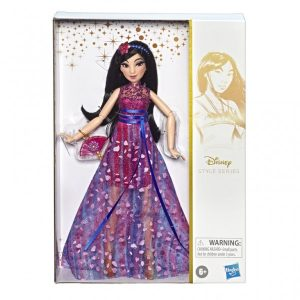 "Disney Princess Collector Style Series 11"" Fashion Doll MULAN"