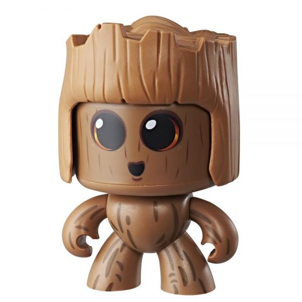 """Marvel Mighty Muggs - Groot 4"""" Action Figure"""