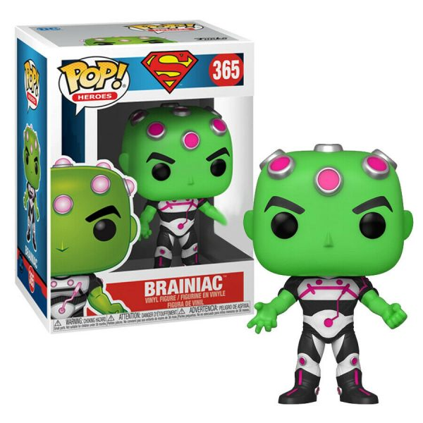 Superman - Braniac Pop! RS