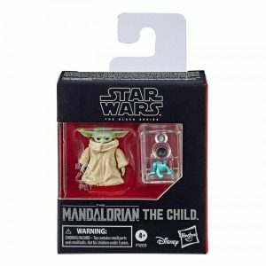 """Star Wars Black Series The Child From The Mandalorian Series 1.1"""" Action Figure"""