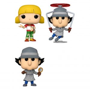 Inspector Gadget - Pop! Vinyl Bundle (Set of 3)
