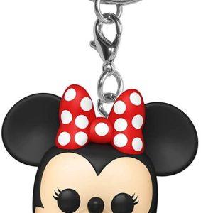 Disney 65th ANNIV - Minnie Dumbo Ride Pocket Pop! Keychain