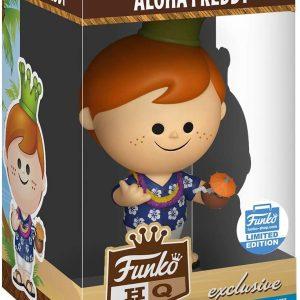 Funko Aloha Freddy HQ Limited Edition Exclusive Vinyl Figure