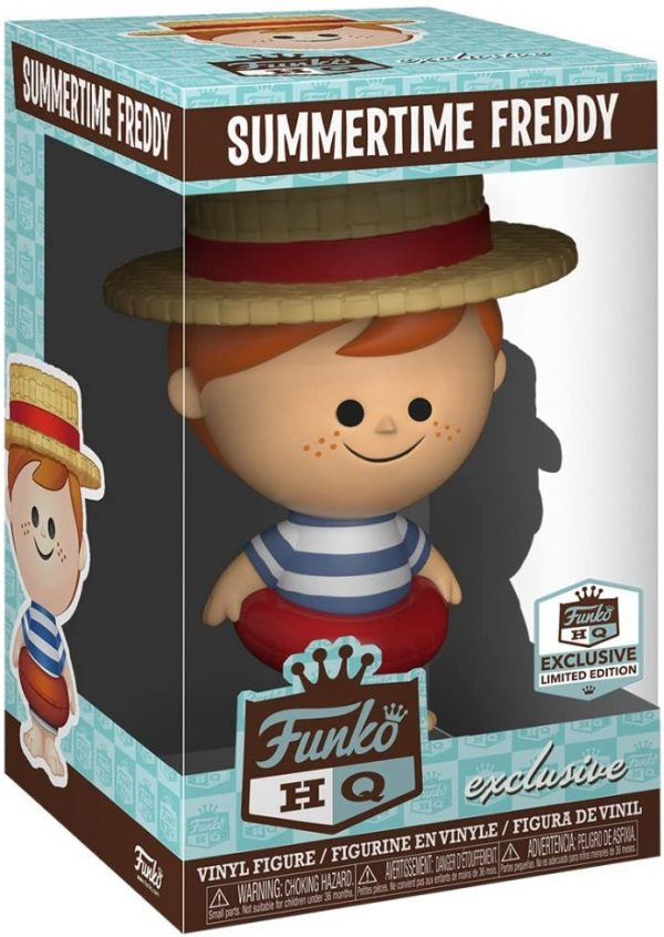 Funko Summertime Freddy HQ Limited Edition Exclusive Vinyl Figure
