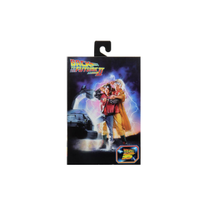 """Back to the Future 2 - Marty Ultimate 7"""" Action Figure"""