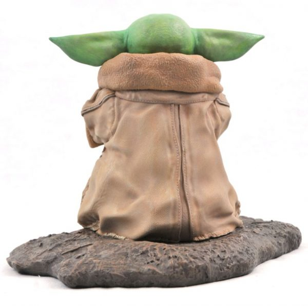 Star Wars: The Mandalorian - The Child with Soup Bowl 1:2 Scale Statue