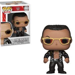 WWE - The Rock Pop! Vinyl