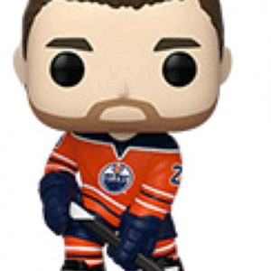 NHL: Oilers - Leon Draisaitl (Home) US Exclusive Pop! Vinyl