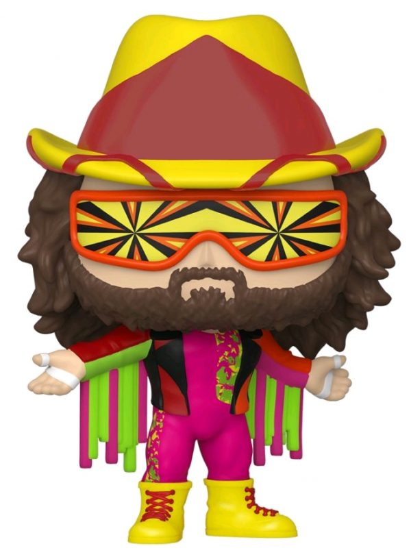 WWE: NWSS - Macho Man Randy Savage Pop! Vinyl