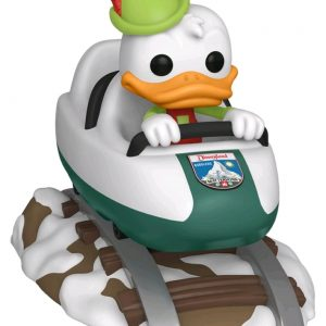 Disneyland 65th Anniversary - Donald on Matterhorn Pop! Ride