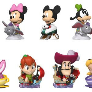 Disneyland 65th Anniversary - Mini Vinyls
