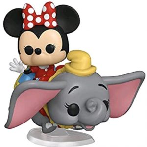 Disneyland 65th Anniversary - Minnie Flying Dumbo Pop! Ride
