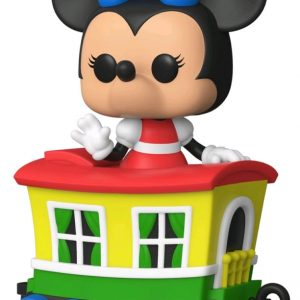 Disneyland 65th Anniversary - Minnie Train Carriage US Exclusive Pop! Vinyl