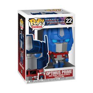 Transformers - Optimus Prime Pop! Vinyl