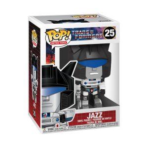 Transformers - Jazz Pop! Vinyl