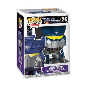 Transformers - Soundwave Pop! Vinyl