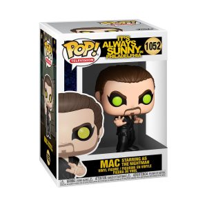 It's Always Sunny in Philadelphia - Mac as The Nightman Pop! Vinyl
