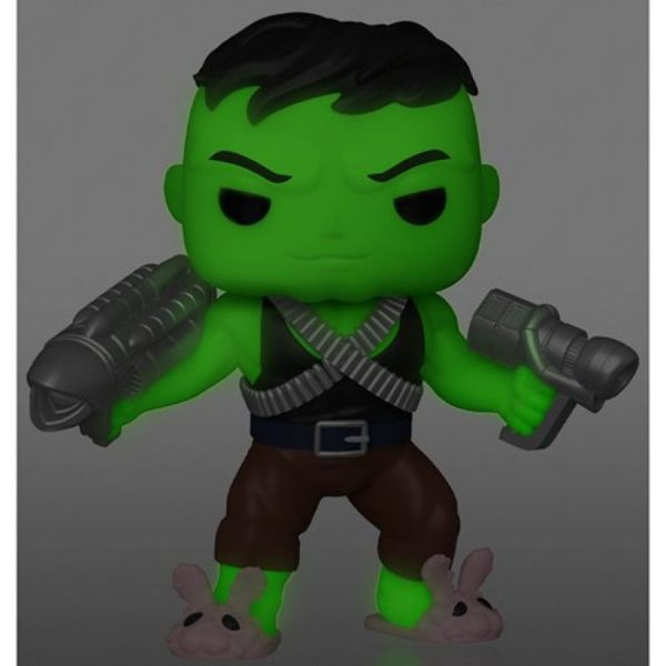 "Hulk - Professor Hulk (with chase) US Exclusive 6"" Pop! Vinyl"