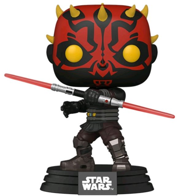 Star Wars: Clone Wars - Darth Maul Pop! Vinyl