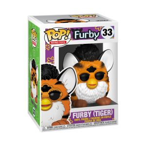 Hasbro - Tiger Furby Pop! Vinyl