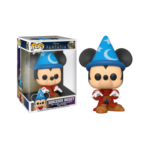 "Fantasia - Sorcerer Mickey 10"" US Exclusive Pop! Vinyl"