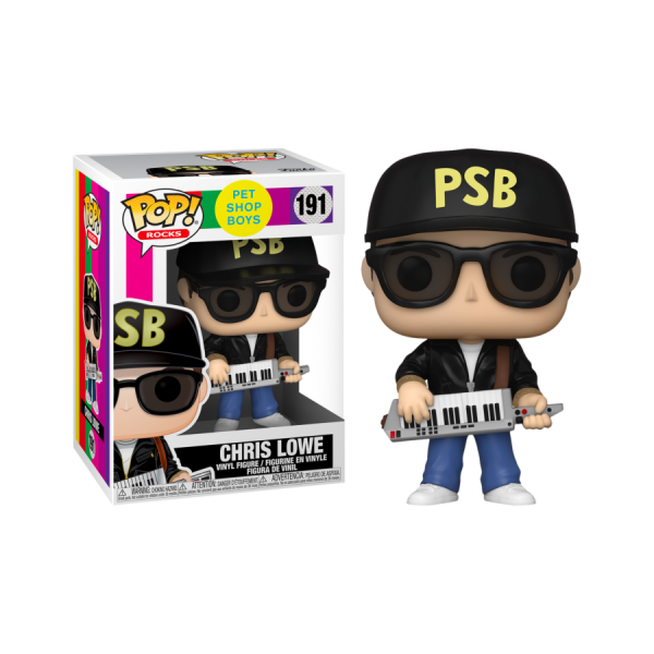 Pet Shop Boys - Chris Lowe Pop! Vinyl