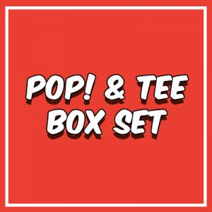 Pop! And Tee Box Set Jaym's Place