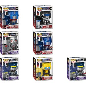 Transformers - Pop! Vinyl Bundle (Set of 7)