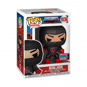 Masters of the Universe: Ninjor Pop! NYCC 2020 RS