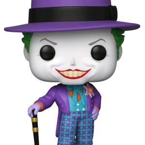 Batman 1989 - Joker with Hat (with chase) Pop! Vinyl