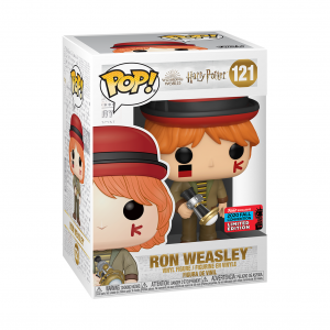 Harry Potter - Ron World Cup Pop! NYCC 2020 RS