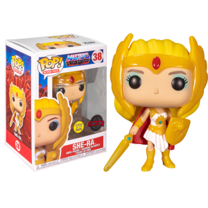 Masters of the Universe - She-Ra Classic Glow US Exclusive Pop! Vinyl