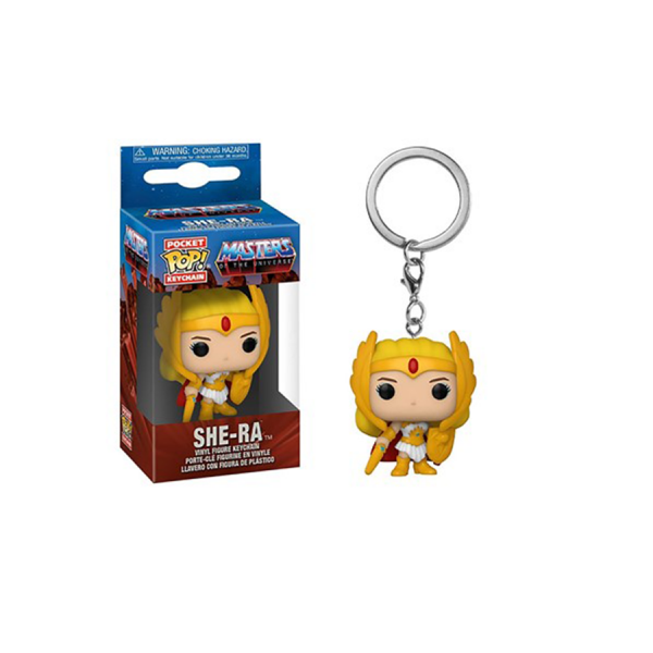 Masters of the Universe - She-Ra Classic Pocket Pop! Keychain