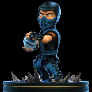 Mortal Kombat - Sub-Zero Q-Fig