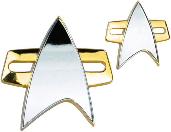 Star Trek: Voyager - Badge & Pin Set