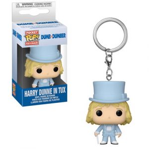 Dumb and Dumber - Harry in Tux Pocket Pop! Keychain