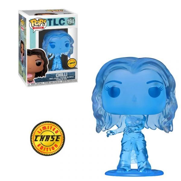 TLC - Chilli Pop! Vinyl