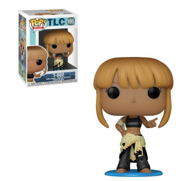 TLC - T-Boz Pop! Vinyl