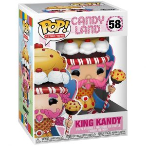 Candyland - King Candy Pop! Vinyl