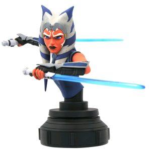 Star Wars: Clone Wars - Ahsoka 1:7 Scale Bust