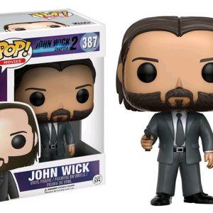 John Wick 2 - John Wick (with chase) Pop! Vinyl