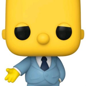 The Simpsons - Bart Mafia Pop! Vinyl