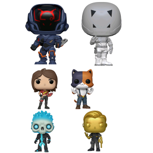 Fortnite - Pop! Vinyl Bundle (Set Of 6)