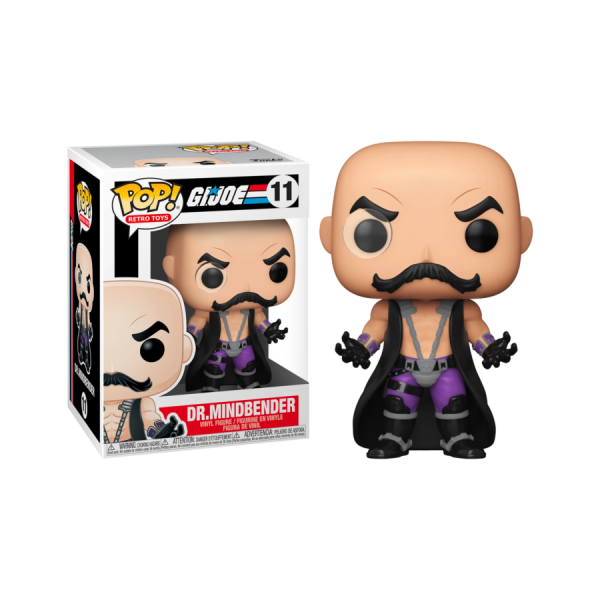 G.I. Joe - Dr Mindbender Pop! Vinyl