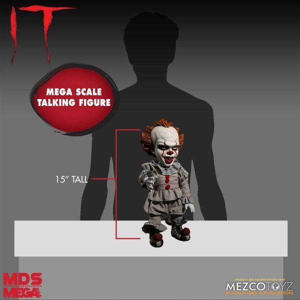"It (2017) - Pennywise 15"" Talking Figure"