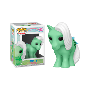 My Little Pony - Minty Shamrock Pop! Vinyl