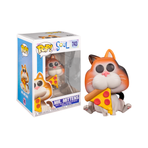 Soul - Mr Mittens Pop! Vinyl