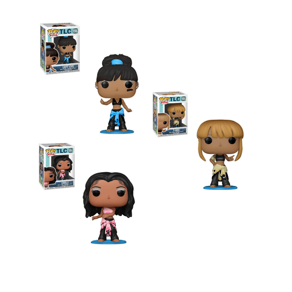 TLC - Bundle Pop! Vinyl (SET Of 3)